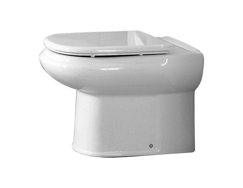 Roca dama standard wc seat nationwide bathrooms for Roca dama toilet