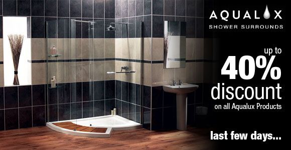 Aqualux Shower Enclosures Shine Pura Elite Mist