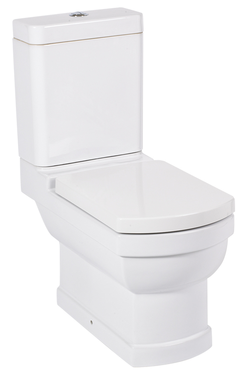 Tc westbourne soft close toilet seat nationwide bathrooms for Tc bathrooms