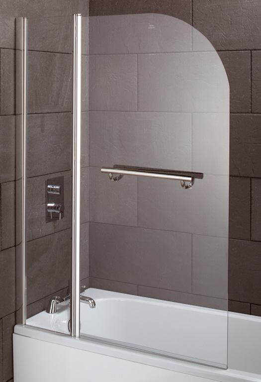 Tc style double bath screen nationwide bathrooms for Tc bathrooms