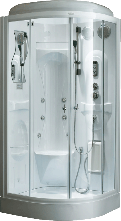Tc sierra shower cabinet nationwide bathrooms for Tc bathrooms