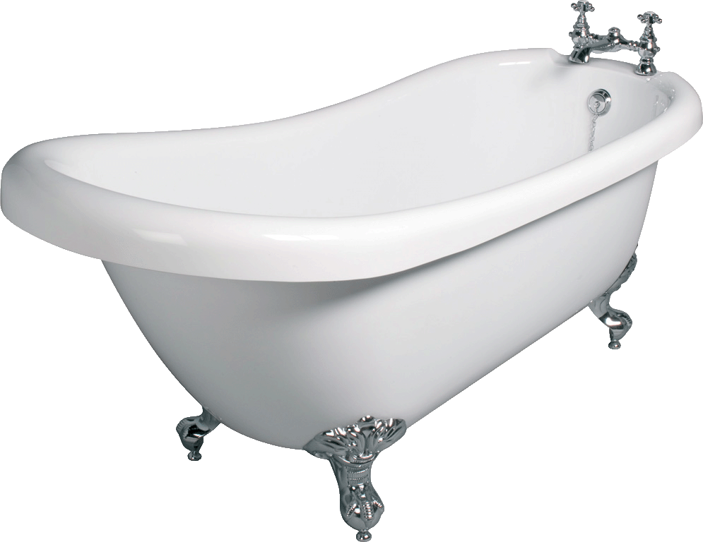 Tc Cromwell Freestanding Double Skinned Acrylic Bath On