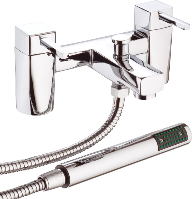 Tc serie quadro bath shower mixer nationwide bathrooms for Tc bathrooms