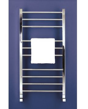 Bisque Olga 900 x 300 Towel Radiator