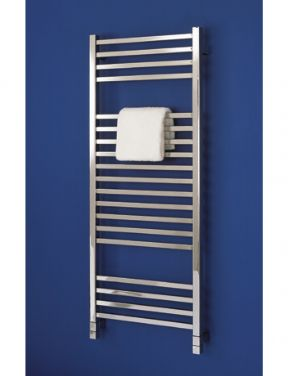 Bisque Quadrato 764 x 500 Towel Radiator