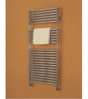 Bisque Straight Fronted 1196 x 446 Towel Radiator