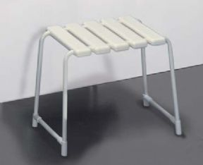 Lakes Bathrooms ANIMO BH Shower Stool