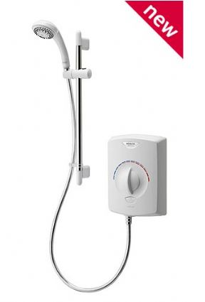 Aqualisa Aquastyle Electric With Adjustable Height Head