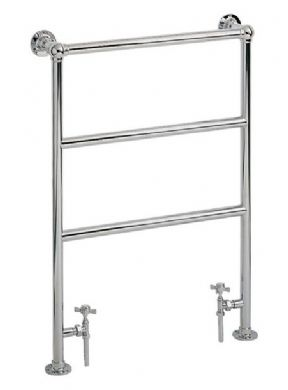 Heritage Victorian Heated Towel Rail