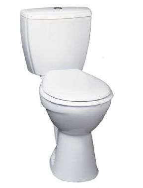 RAK Amy Dual Flush WC With Seat