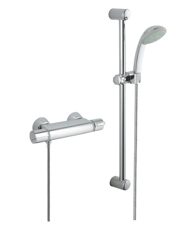 Grohe Grohtherm 2000 Exposed Valve - Nationwide Bathrooms