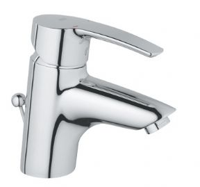 Grohe Eurostyle Basin Mixer With Pop-up Waste