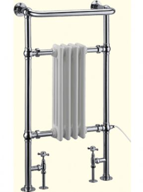 Burlington Bloomsbury Designer Towel Rail