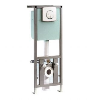 RAK Support Frame And Concealed Cistern