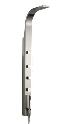 Hudson Reed Gleam Thermostatic Shower Tower