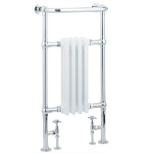 Hudson Reed Earl Traditional Heated Towel Rail