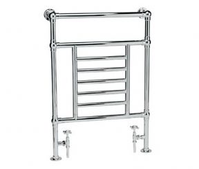 Hudson Reed Princess Traditional Heated Towel Rail