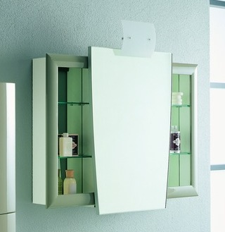 Laufen Mylife Large Mirror Cabinet With Light