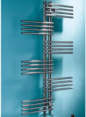mhs Fingers Heated Towel Rail