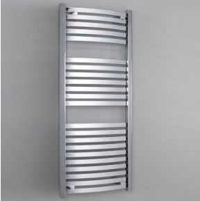 Phoenix Rochell Curved Chrome Towel Rail