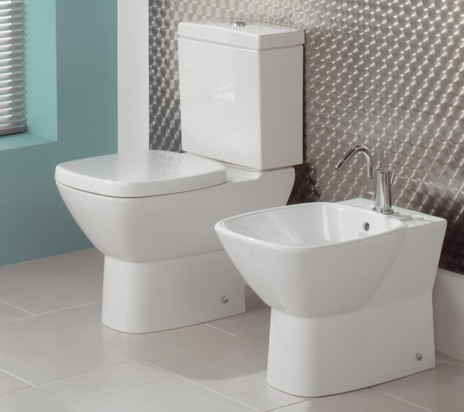 Jacuzzi Helios Close Coupled WC - Nationwide Bathrooms