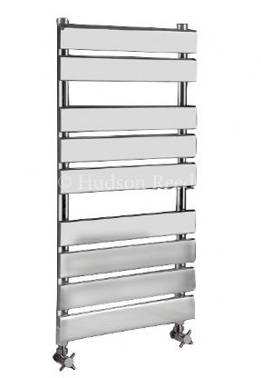 Hudson Reed Piazza 9 Bar Heated Towel Rail