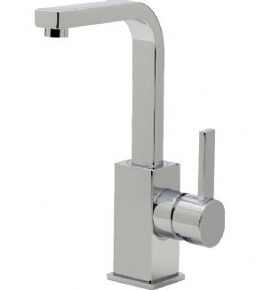 Synergy Evolution Swivel Spout Mono Basin Mixer