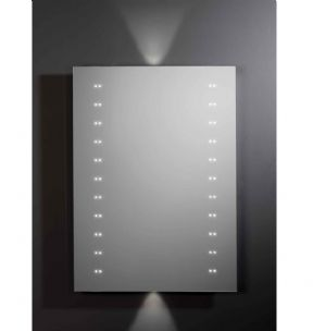 Synergy Refraction LED Mirror