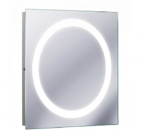 Bauhaus Edge 55 Illuminated Mirror