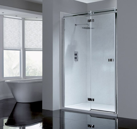 April prestige2 frameless 1200 hinge door nationwide for 1200 hinged shower door