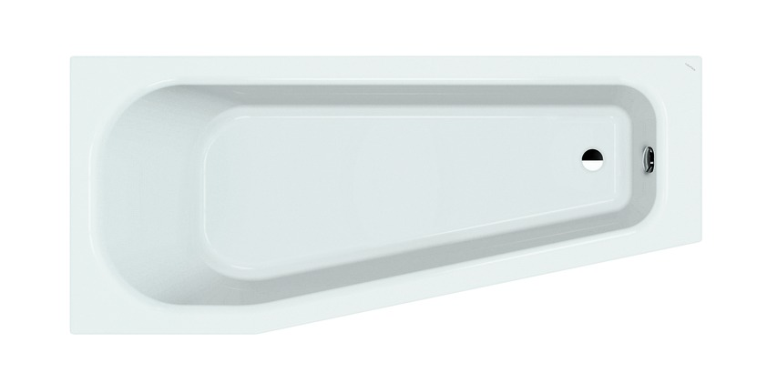Laufen Solutions Space Saving Bath - Nationwide Bathrooms