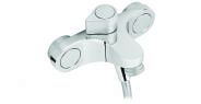 Cifial TH250 Wall Mounted Bath Shower Mixer