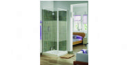 Aqualux Aqua3 760 Pivot Door With 760 Side Panel