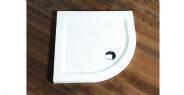 Aqualux Aqua55 Quadrant Shower Tray