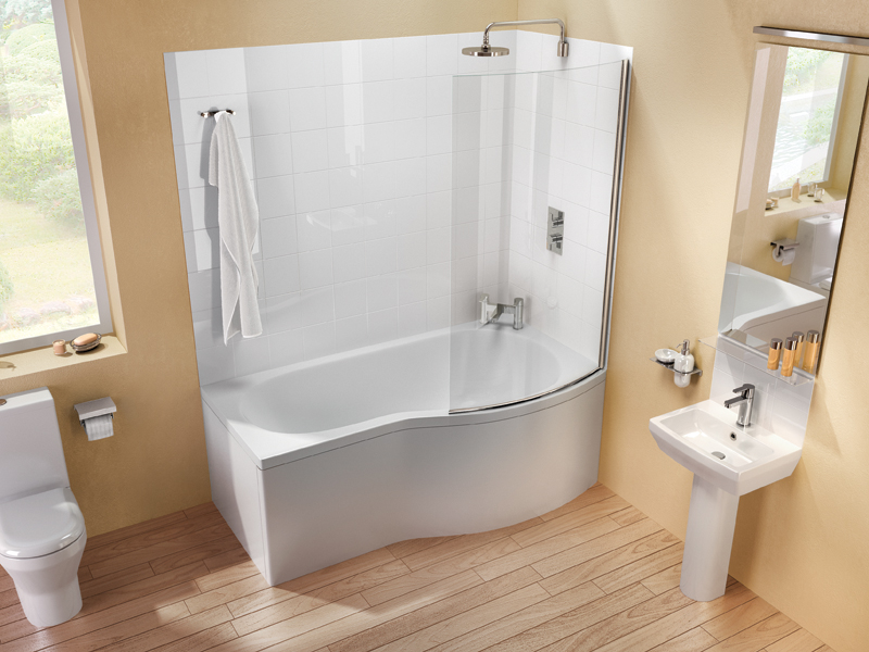 1500 Shower Baths cleargreen ecoround 1500 shower bath - nationwide bathrooms