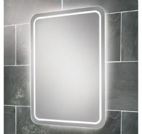 HiB Natalia Steam Free LED Back Lit Mirror