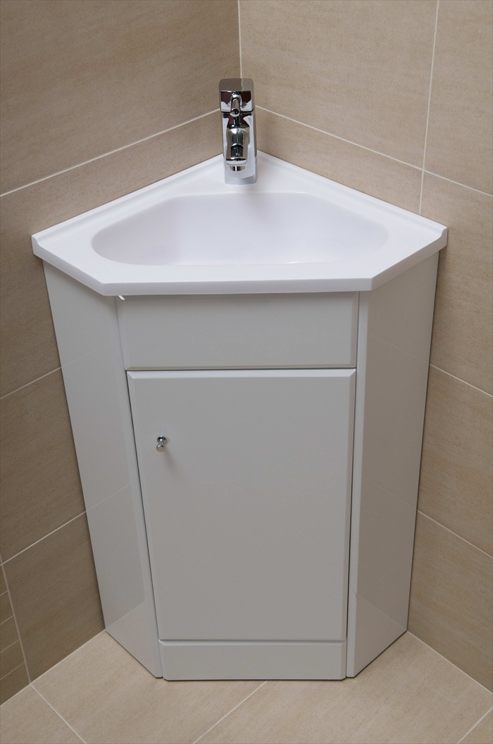 Corner Basin And Vanity Unit : Harrington Turnberry Corner Vanity Unit With Basin - Nationwide ...