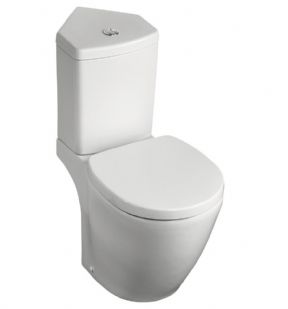 Ideal Standard Concept Space Close Coupled Corner WC