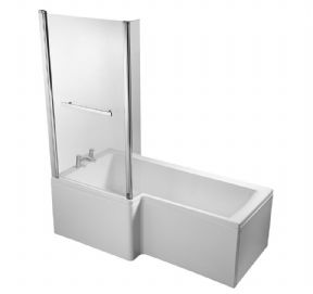 Ideal Standard Concept Square 1500 Shower Bath