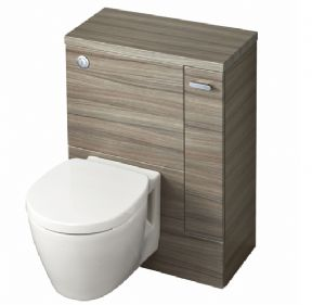 Ideal Standard Concept Space WC Unit With Storage Cupboard