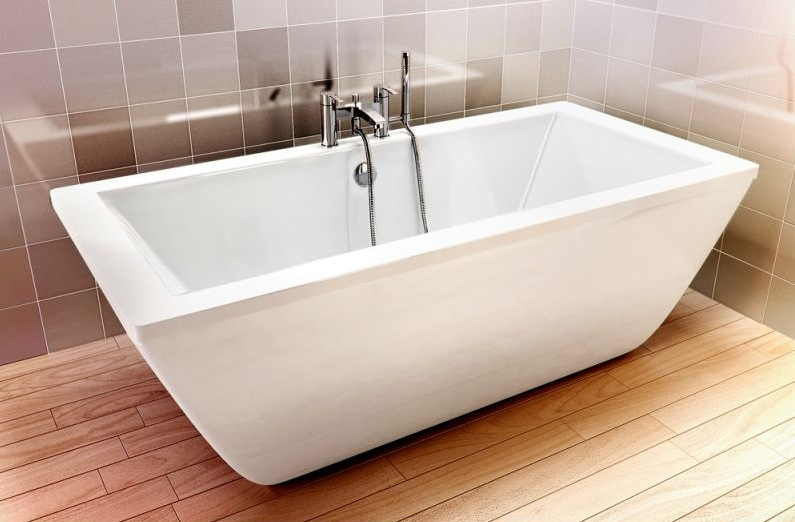 Cleargreen freefortis 1800 x 800 freestanding bath for Bath 1800