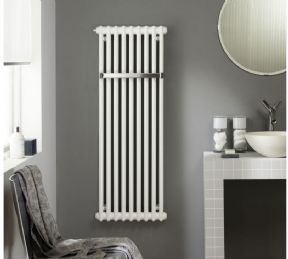 Zehnder Charleston Spa 742 x 306 Cloakroom Towel Rail