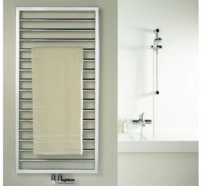 Zehnder Subway 613 x 450 Cloakroom Towel Rail