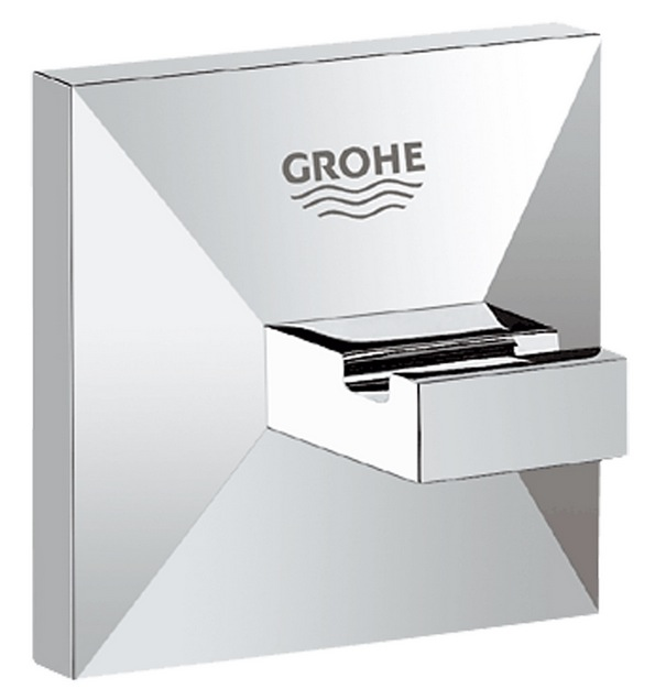 Grohe Allure Brilliant Robe Hook Nationwide Bathrooms