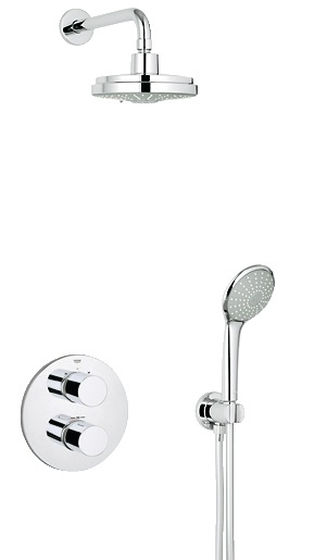 Grohe Shower Kit 34399 Nationwide Bathrooms