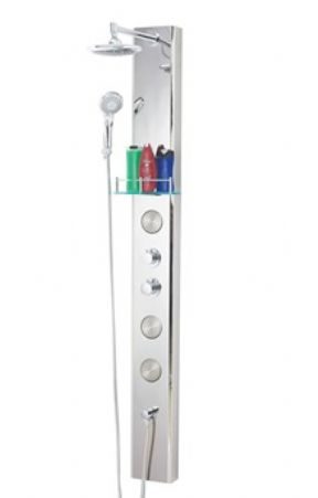 Phoenix Stainless Steel Thermostatic Shower Column