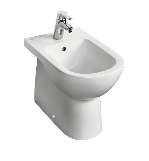 Ideal standard tempo bidet nationwide bathrooms for Ideal standard liuto bidet