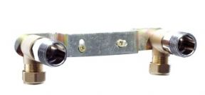Phoenix Concealed Fixing Bracket For Exposed Bar Valves