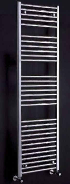 Phoenix Flavia White Electric Heated Towel Rail