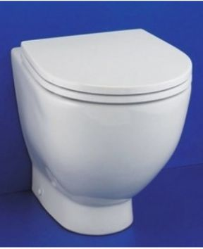 Ideal Standard White Back To Wall WC